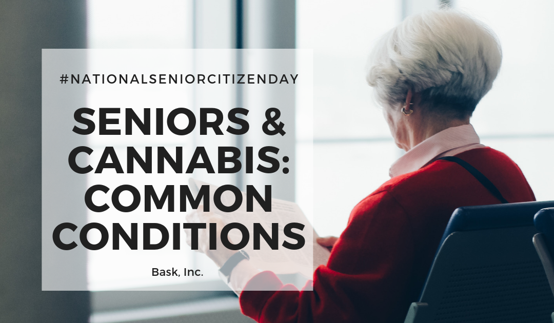 Seniors and Cannabis – Common Conditions