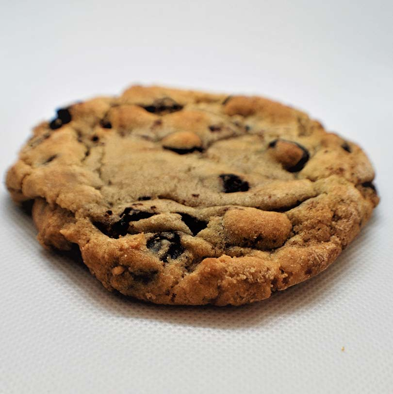Cannabis Infused Chocolate Chip Cookie