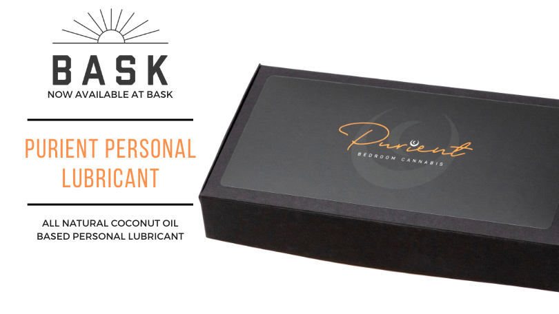 Purient Personal Lubricant Now Available At Bask