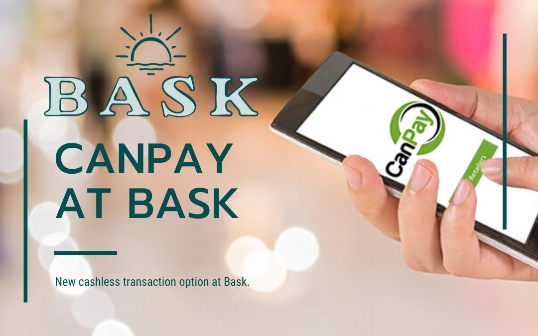 CanPay at Bask title image with cell phone